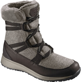 Salomon Heika CS WP Boots Women beige/brown